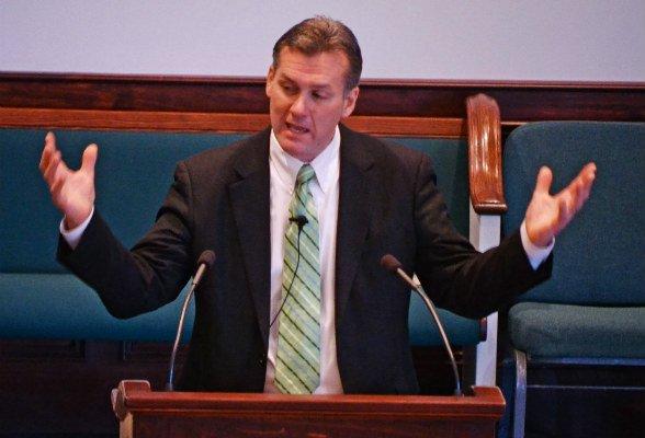 Pastor Ralph A. Rebandt